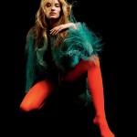 Linda Vojtova by Mark Pillai (Crazy Couture - Elle Italia May 2011)
