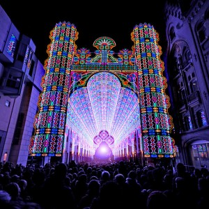 A-Cathedral-Made-from-55000-LED-Lights