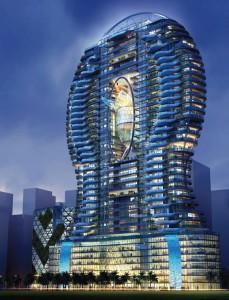 Glass-Balcony-Pools-for-Indian-Luxury-Condo-1