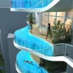 Glass-Balcony-Pools-for-Indian-Luxury-Condo